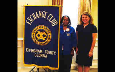 Exchange Club learns about election security