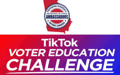 Student Ambassadors TikTok Voter Education Challenge Guide
